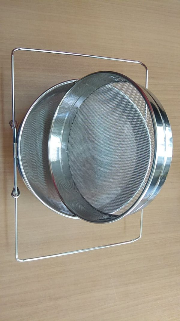 Φίλτρο μελιού INOX (Ø.23cm) εισαγωγής